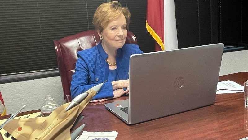 'A job well done': Granger congratulates regional Texas Outstanding Principal of the Year