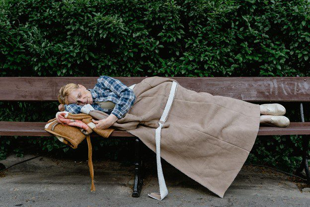 Governor Says the Homeless Cannot Sleep in Public Places