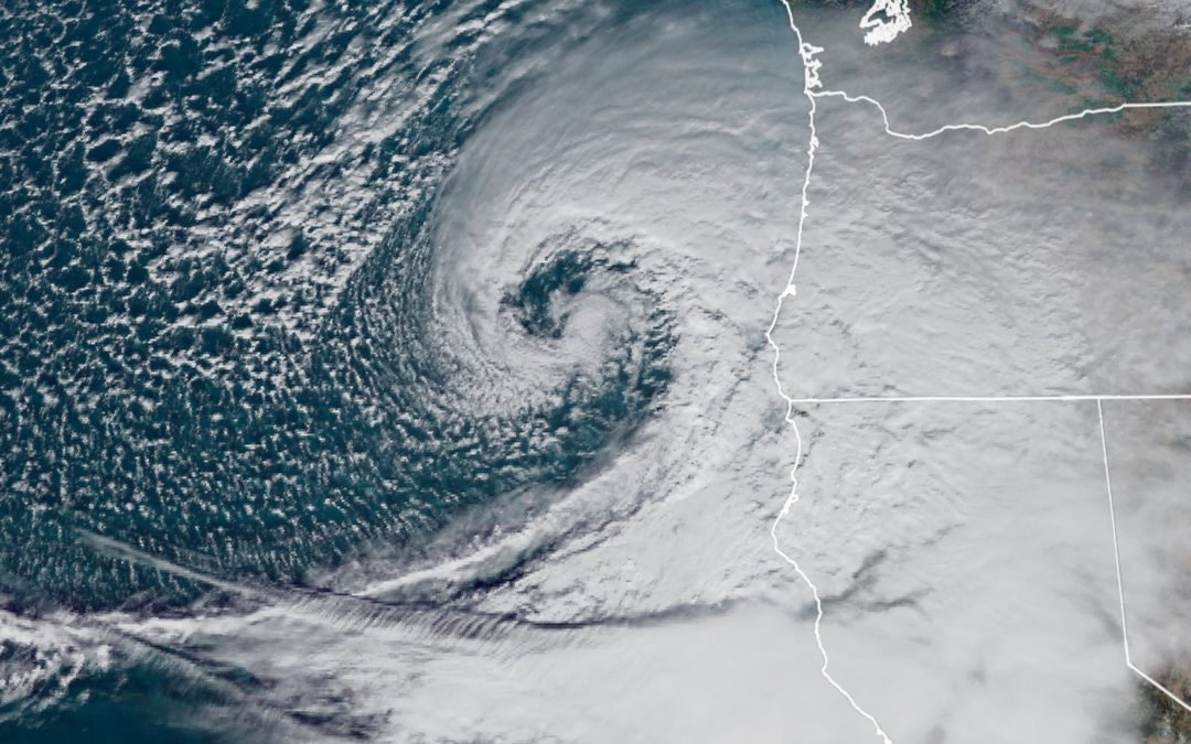 'Bomb Cyclone' May Affect North Texas