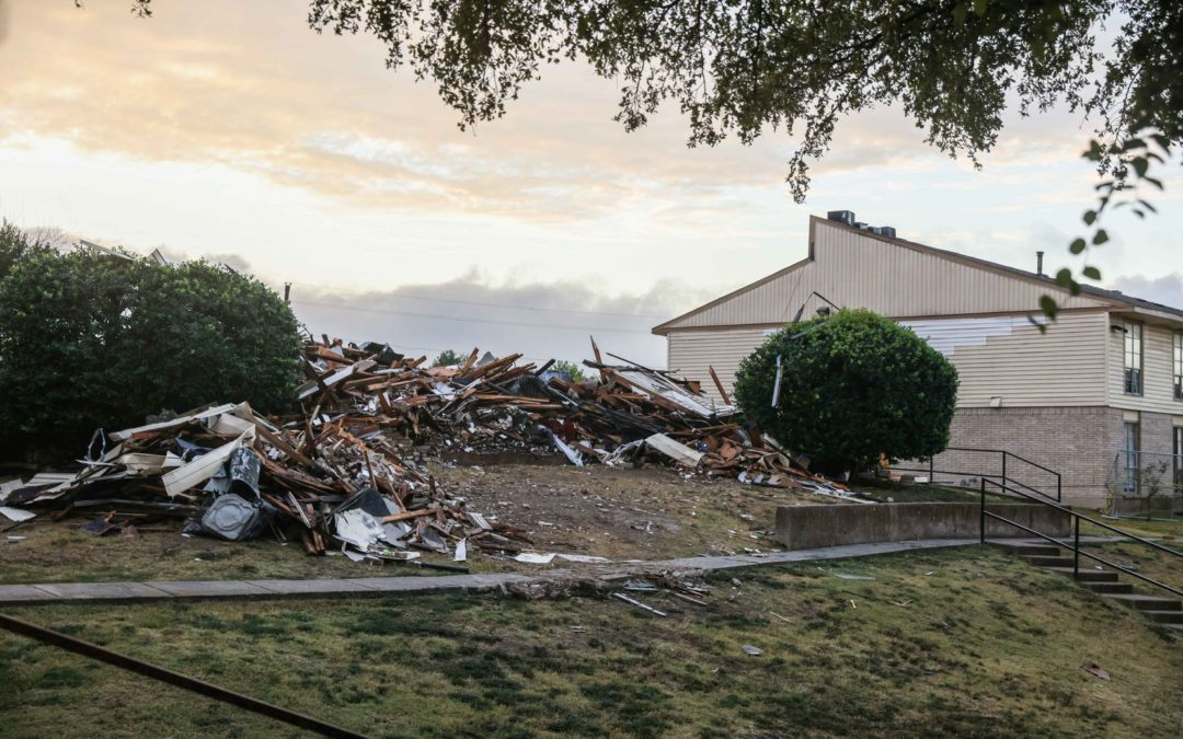 Cause Behind Highland Hills Apartment Explosion Revealed
