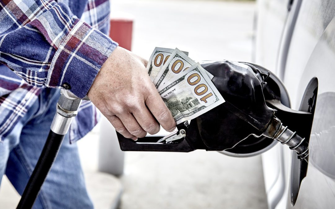 Gas Prices Hit a New High