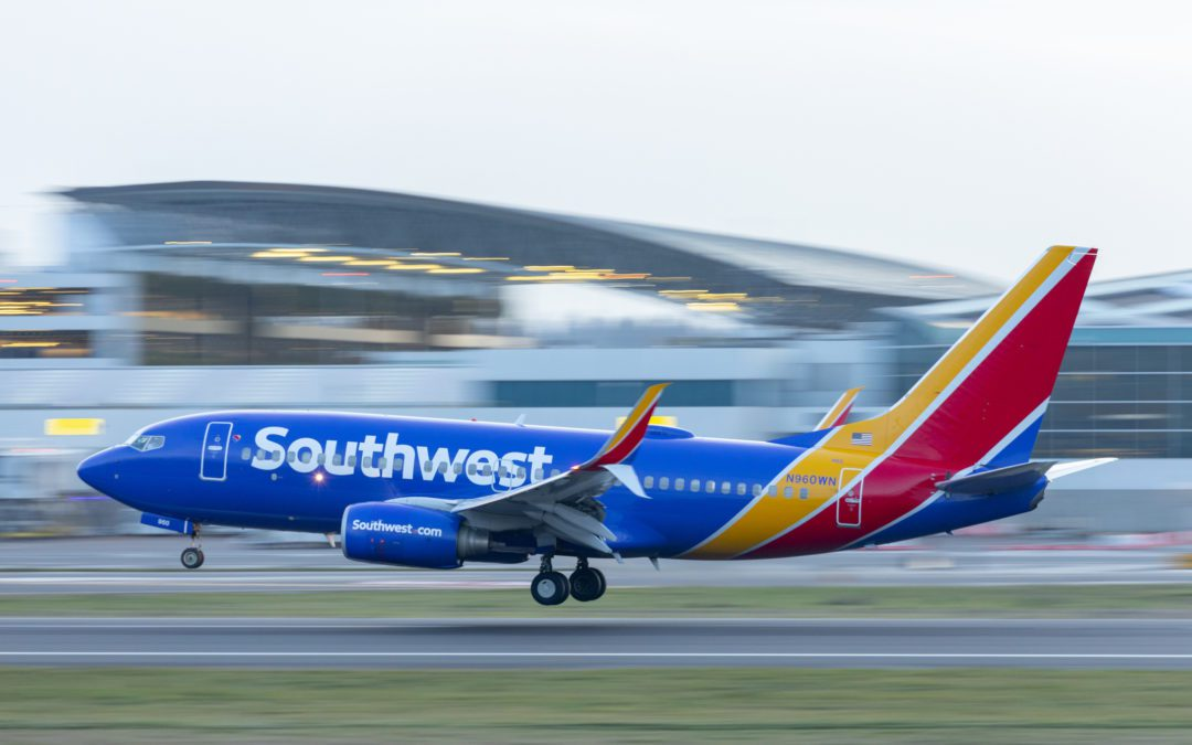 Southwest Airlines Imposes Vaccination Mandate on Employees